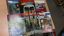 lot 6 magazines vie du rail années 80 special USA et AMERIQUEport offert
