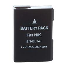 SANGER Replacement EN-EL14 Large Capacity 'Li-ion Battery for Nikon D3100 D L8F4