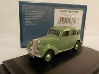 Model Car, Standard Flying Twelve - Green, 1/76 New