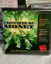 Emotions of money 6 CD seminar by Tim Redmond of the Wealth Creation Library