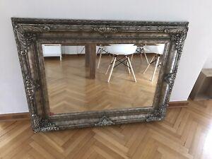 Riesiger Wandspiegel Antik-Style Wie Barock 120x90 Vintage Used Look
