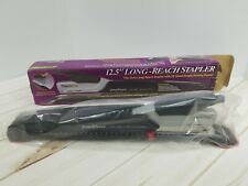 "Paperpro 12.5"" Long-Reach Stapler 25-Sheet Capacity Black"