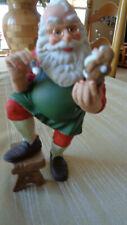 Vintage Hallmark Christmas Toymaker Santa Claus Figurine P. Dutkin Limited -