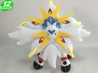 12'' SOLGALEO Plush Wow Pokemon Anime Stuffed Animal Doll Toy Game PNPL8325