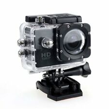 2'' Waterproof Ultra HD 1080P Sports Cam Action Camera DV Video Recorder Black