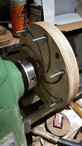 "Woodturning 12"" / 300mm Longworth Style Chuck"