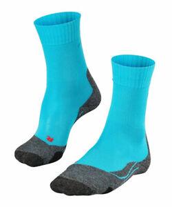 Falke TK2 Damen Trekking Socken, Peacock Blue