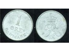 DANEMARK  1 ore 1968  zinc