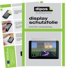 3x Garmin nüvi 1490Tpro Schutzfolie matt Displayschutzfolie Folie Display Schutz