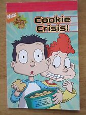 Cookie Crisis! by Sarah Willson Nick All Grown Up! Rugrats Paperback Ages 5-7