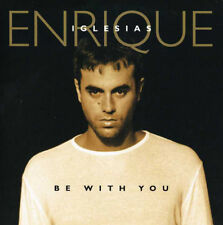 ENRIQUE IGLESIAS - BE WITH YOU - CD SINGLE CARDSLEEVE 2 TITRES 2000