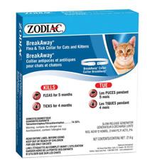 ZODIAC® BreakAway Flea & Tick Treatment Cat Collar Kills Fleas & Ticks