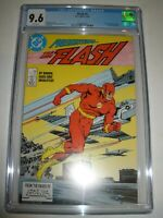 DC Comics Flash # 1 CGC 9.6