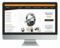 DRAGO 2020 eBay Template HTML Auktionsvorlage JTL WaWi eazyAuction