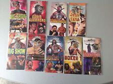 Wwe Topps #09 Pendant Necklace Big Show Undertaker Eddie Guerrero Batista#Sealed