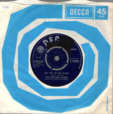 "THE ROLLING STONES   SINGLE UK   "" GET OFF OF MY CLOUD """