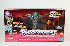 Transformers Robots in Disguise Dark Scream - Gas Skunk - Slapper - RARE