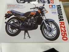 Tamiya 14002 1/12 Yamaha Rz250 Motorcycle Japan IMPORT Toy Hobby Japanese