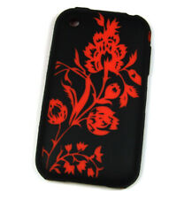 caseroxx TPU-Case for Apple iPhone 3G S in black made of silicone