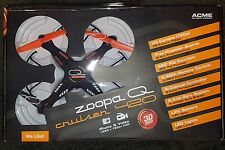 Brand NEW Zoopa Q420 Cruiser Drone 2.4GHz Integrated FlyCamOne Nano HD LED Light