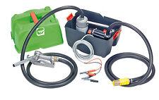Pumpe, ZUWA mobile Betankungsbox für Diesel, 45L/min, BP3000 Basic, 24V DC
