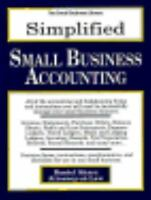 Simplified Small Business Accounting by Sitarz, Daniel