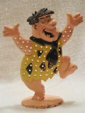 Flintstones Metal Painted Earring Holder - Fred Flintstone Figure Yellow/Black