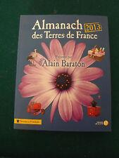 almanach des terres de France (edition 2013) Collectif Occasion Livre s120  b12