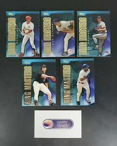 2002 Topps - Ring Masters Lot