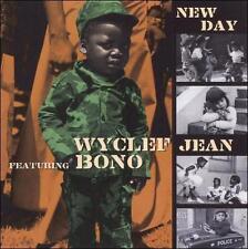 New Day [Single] by Wyclef Jean (CD, Sep-1999, Sony Music Distribution (USA))