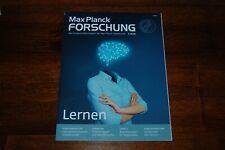 Wissenschaftsmagazin Max Planck Forschung 4.2019 der Max-Planck-Gesellschaft