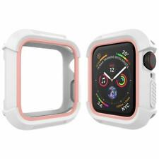 Rugged Protective Bumper Anti-Scratch Shockproof Replacement Apple iWatch Cover