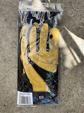 Gold Leaf Soft Touch Gardening  Gloves Ladies Brand New