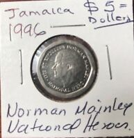 Belize 1996 1 Cent 10 Uncirculated Coin Lot KM33a