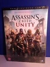 ASSASSIN'S CREED UNITY OFFICIAL STRATEGY GUIDE BOOK FACTORY SEALED BRAND NEW