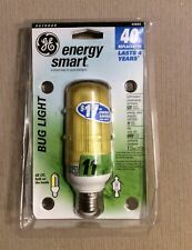GE Energy Exterior Smart Bug Light Bulb 11W NEW Last 4 Years