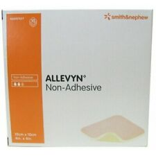 Allevyn Non-Adhesive dressings 10x10cm 10 Pack