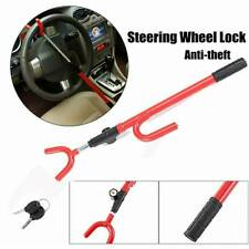 Ridgeyard Steering Wheel Lock Anti Theft Security System Car Truck SUV Club Sale