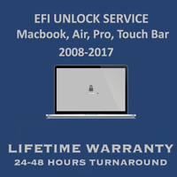 MacBook EFI Firmware Password Lock Removal for all 2008-2017