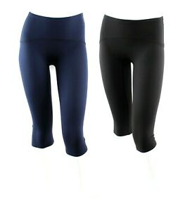 Spanx Leggings Booty Boost Active Knee-Length Compression, Style 550, $78.00