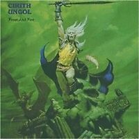 "CIRITH UNGOL ""FROST AND FIRE (RE-RELEASE)"" CD NEW"