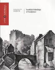 Lyon & Turnbull escocés pinturas y escultura-Catálogo de Subasta 2015-Excelente