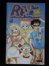 RAVE Tome 5 TBE