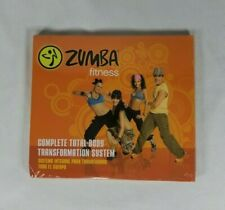 Zumba Fitness · Complete Total-Body Transformation System · 3 Disc Set
