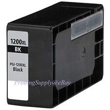 New High-Yield Black Ink Cart For Canon PGI1200 XL PGI-1200 MAXIFY MB2020 MB2320