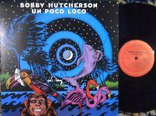 Bobby Hutcherson ORIG US LP Un poco loco EX '80 Columbia FC36402 Jazz Fusion