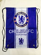 Chelsea Training Bag Gym Sack Bag Swimming Drawstring Beach Backpack