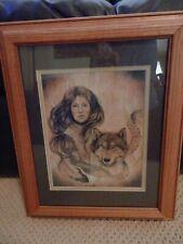 "Donna Jacobson Wolf Print - ""Common Bond"""