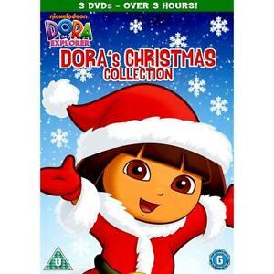 Dora the Explorer: Dora's Christmas Collection (DVD) Brand New Sealed