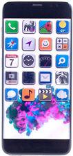 Samsung SM-G950F Galaxy S8 Arctic Silver *RISSE* 64GB Smartphone (N82672)
